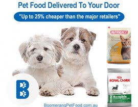 nº 6 pour Design a Static MREC Banner for Pet Food  Business par raza1010