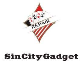 #8 untuk Design a Logo for a Cell Phone Repair Company in Las Vegas - Sin City oleh Angeline2014