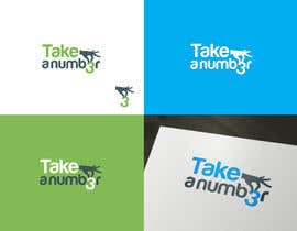 "#90 para Design a Logo for ""Take a Numb3r"" por stoske"