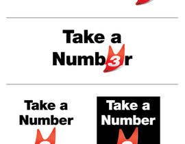 "#88 para Design a Logo for ""Take a Numb3r"" por PredragNovakovic"