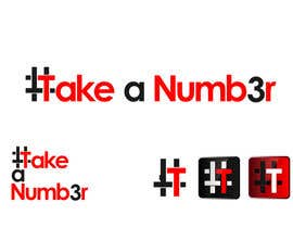 "#55 cho Design a Logo for ""Take a Numb3r"" bởi dandrexrival07"