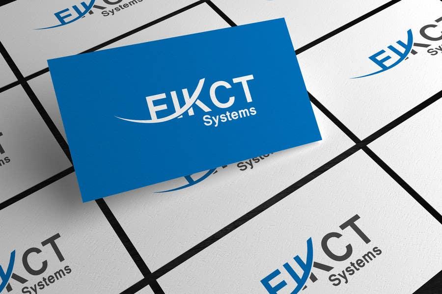 Konkurrenceindlæg #120 for Design a Logo for FIKCT Systems