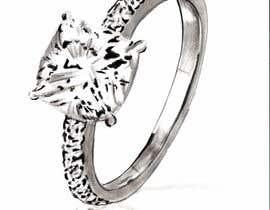 RatkoTorma tarafından Hand draw a picture of the attached ring için no 5