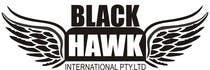 Graphic Design Entri Peraduan #371 for Logo Design for Blackhawk International Pty Ltd