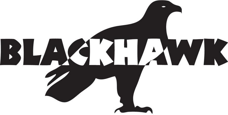 Penyertaan Peraduan #                                        407                                      untuk                                         Logo Design for Blackhawk International Pty Ltd