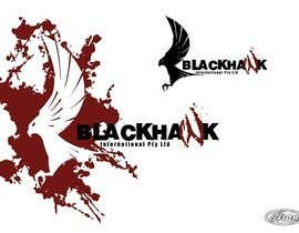 #166 para Logo Design for Blackhawk International Pty Ltd por AranDeBaron