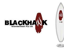 AranDeBaron tarafından Logo Design for Blackhawk International Pty Ltd için no 252