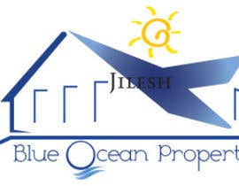 "#26 para Design a Logo for ""Blue Ocean Property"" por jileshcreative"