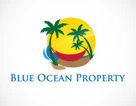 "#18 para Design a Logo for ""Blue Ocean Property"" por karimjaved"