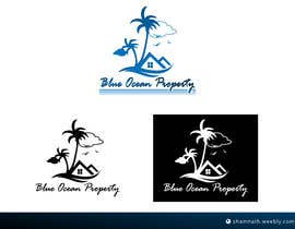 "#31 para Design a Logo for ""Blue Ocean Property"" por samnam83"
