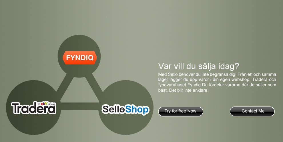 Kilpailutyö #                                        19                                      kilpailussa                                         Banner Ad Design for Sello