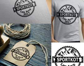 Exer1976 tarafından Design a Logo for a t-shirt için no 16