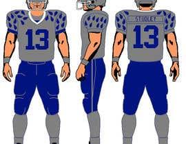 studweiser13 tarafından North Texas Orcas Football Team Uniform Contest için no 6
