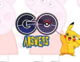 Ractez tarafından Design a Pokemon Go Logo için no 4