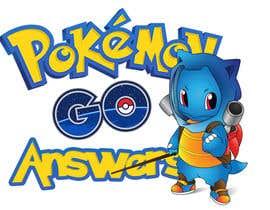 Ashwink8 tarafından Design a Pokemon Go Logo için no 12