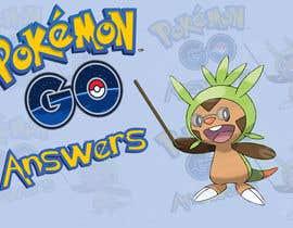 FadedPaw tarafından Design a Pokemon Go Logo için no 7