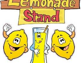 "#36 para Design a Logo for ""Lemonade Stand"" YouTube channel por zonicburn"