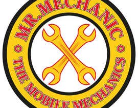 #48 for Design a Logo for Mr Mechanic af martinotis03