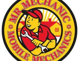 #60 for Design a Logo for Mr Mechanic by martinotis03