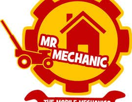 #73 for Design a Logo for Mr Mechanic af bobeaumont