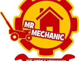 nº 73 pour Design a Logo for Mr Mechanic par bobeaumont