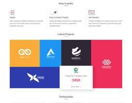 nizagen tarafından Momlancer Logo and Landing Page for a freelancer platform directed to mothers için no 164