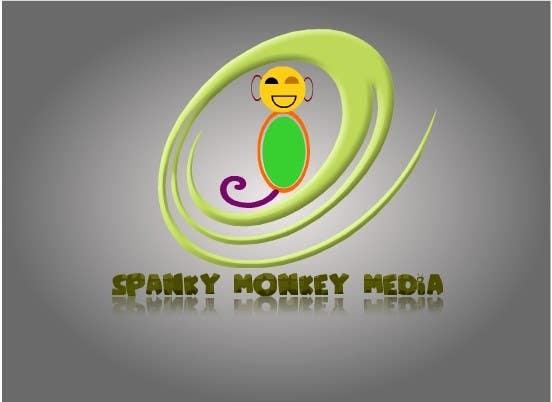 Inscrição nº 516 do Concurso para Logo Design for Spank Monkey Media