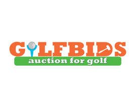 #30 para Design a Logo for Golf Bids por ijahan