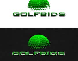 #27 para Design a Logo for Golf Bids por arturw
