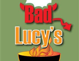 #72 para Design a Logo for Bad Lucy's Lagoon Grill por portretv3