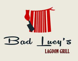 #70 for Design a Logo for Bad Lucy's Lagoon Grill af marioandi