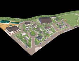 ntandodlodlo tarafından Cartoonize an aerial photo of our property için no 41