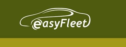 #39 para Design a Logo for easyFleet por nuwangrafix