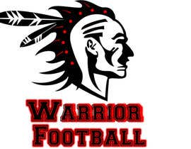 #9 for Logo Design for Warrior Football af MississippiGirl