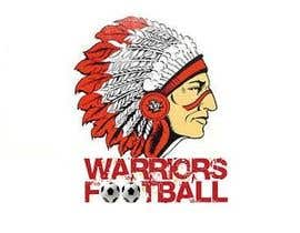 #10 for Logo Design for Warrior Football by manjeetnamu