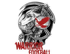 #26 for Logo Design for Warrior Football by mihaelstosic