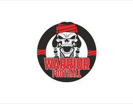 #12 for Logo Design for Warrior Football af carlosmedina78