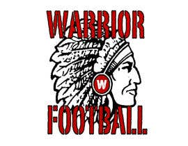 #2 for Logo Design for Warrior Football af Scanloni