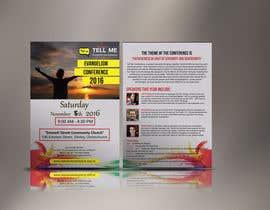 saikat9999 tarafından Design a Conference Flyer için no 54