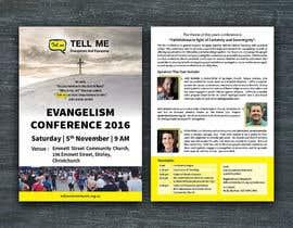 manthanpednekar tarafından Design a Conference Flyer için no 55