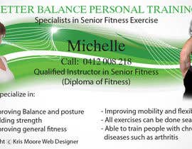 #3 for Design some Business Cards for Better Balance Personal Training by moorekk1