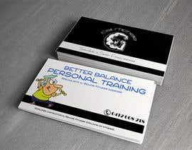 #43 for Design some Business Cards for Better Balance Personal Training by medjaize