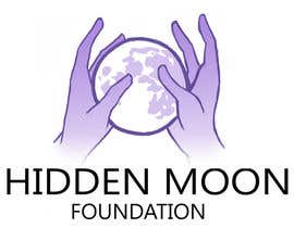 #36 for Design a Logo for Hidden Moon Foundation af DoomDoll