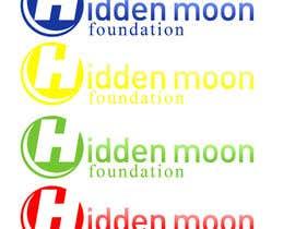 #29 untuk Design a Logo for Hidden Moon Foundation oleh ryom93