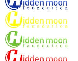 #30 for Design a Logo for Hidden Moon Foundation af ryom93