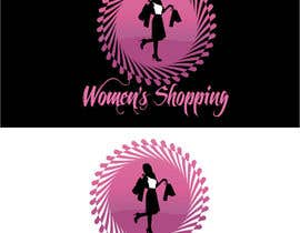 #43 untuk Design a Logo for women's shopping marketplace oleh flyhigh0407