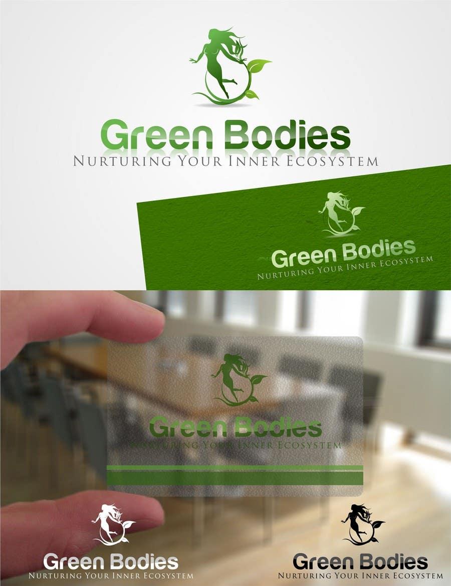 Penyertaan Peraduan #126 untuk Logo Design for Green Bodies