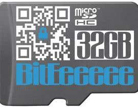 #13 untuk Logo Design: security of a micro SD card oleh feelthebeat
