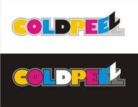 nº 104 pour Design a Logo for ColdPeel par YONWORKS
