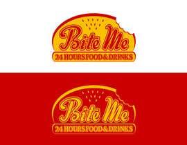 #68 para Projetar um Logo for Bite Me por rubenebur